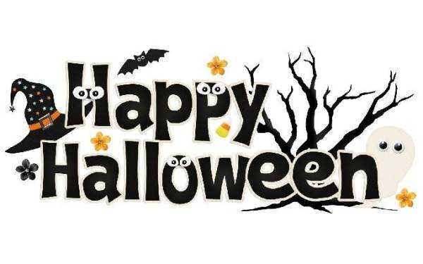 600x375 Happy Halloween Free Clipart 101 Clip Art On Happy Halloween