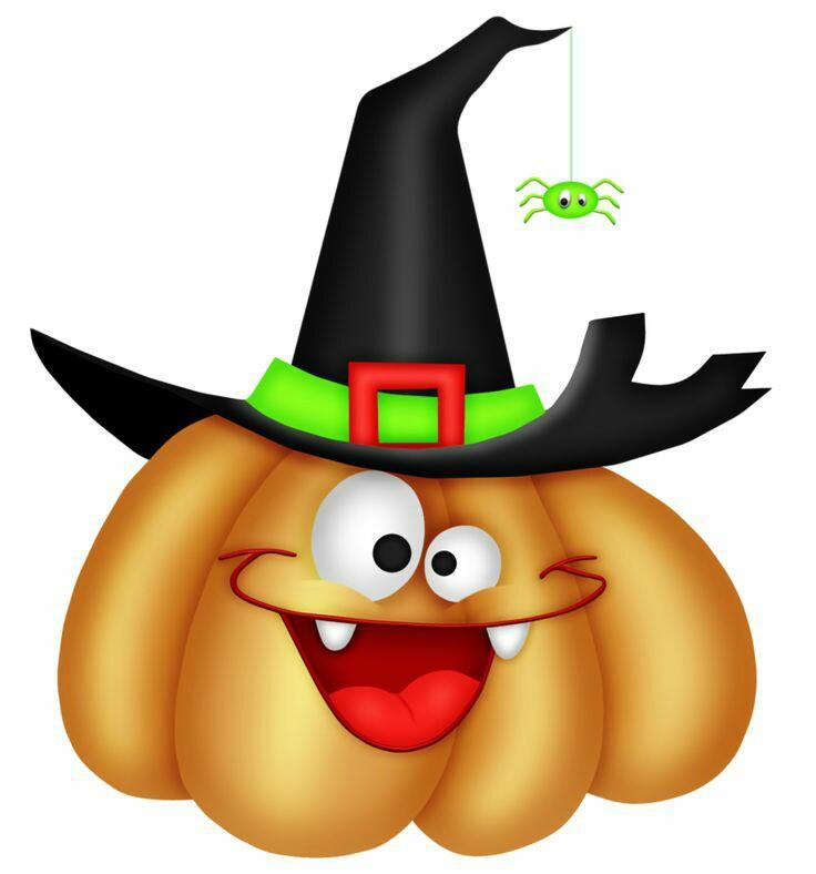 736x788 Pumpkin clip art Halloween clipart, Clip art and