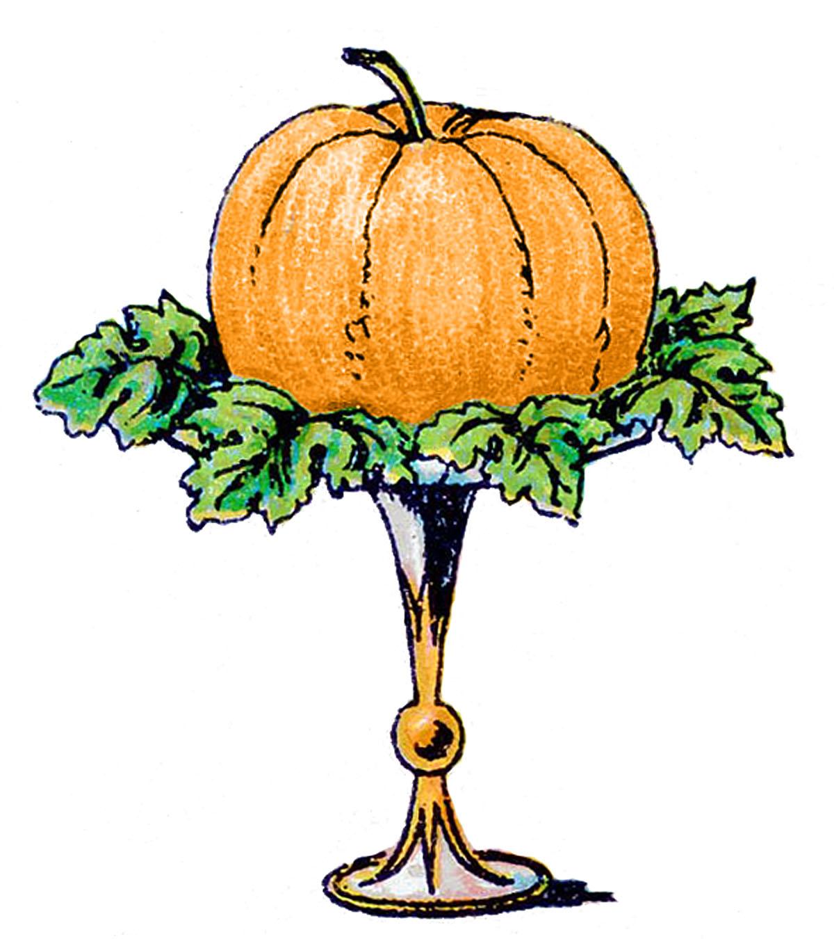 1200x1350 Vintage Pumpkin Clip Art – 101 Clip Art