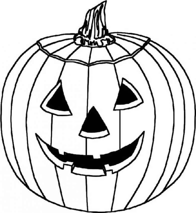 781x850 Shinny Jack O Lantern Coloring Page Teach. Cricut