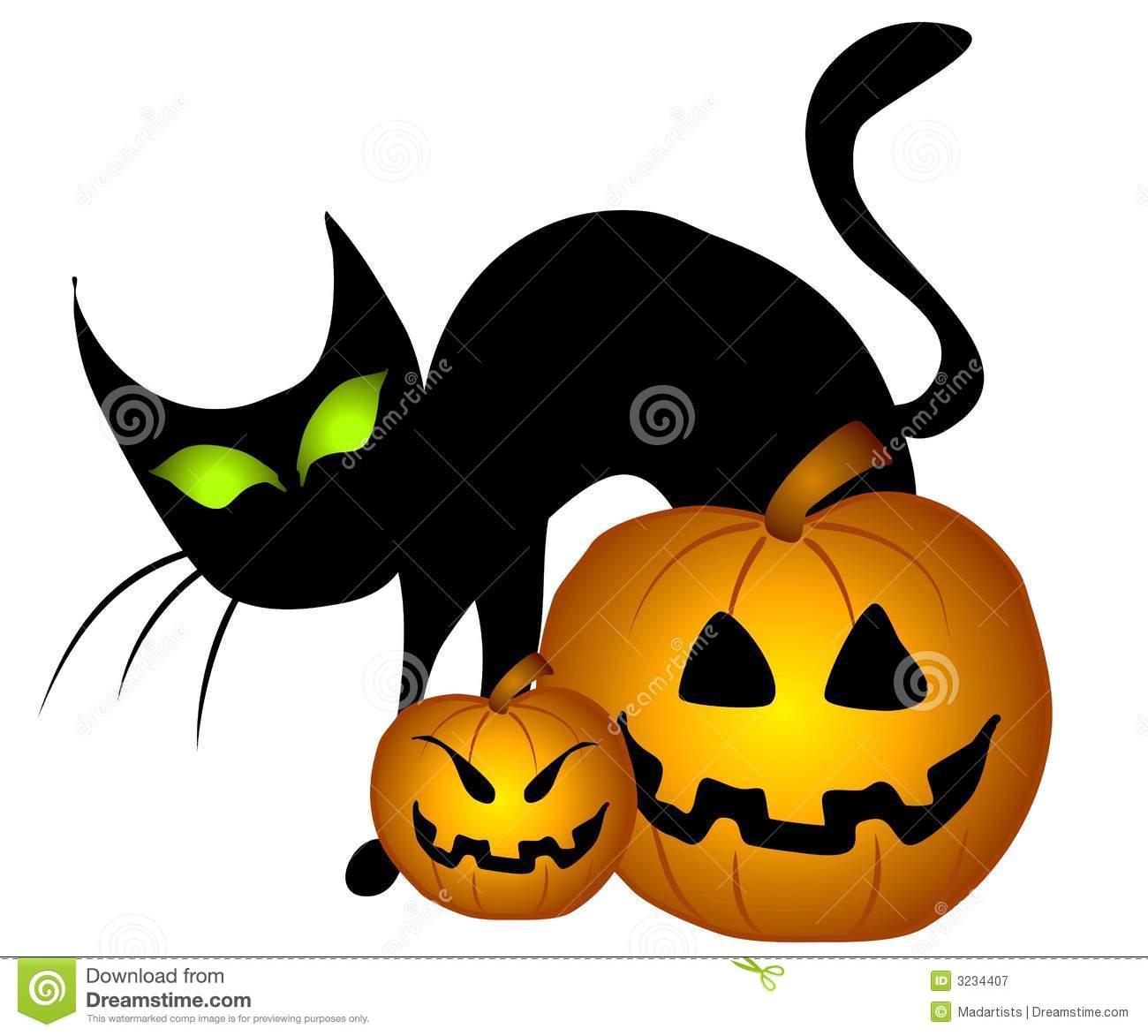 1300x1173 Black Cat Clipart Halloween Pumpkin