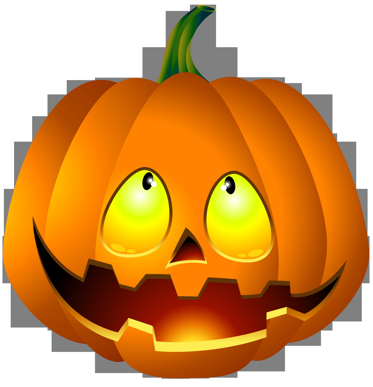 2890x3000 Free Halloween Pumpkin Clipart
