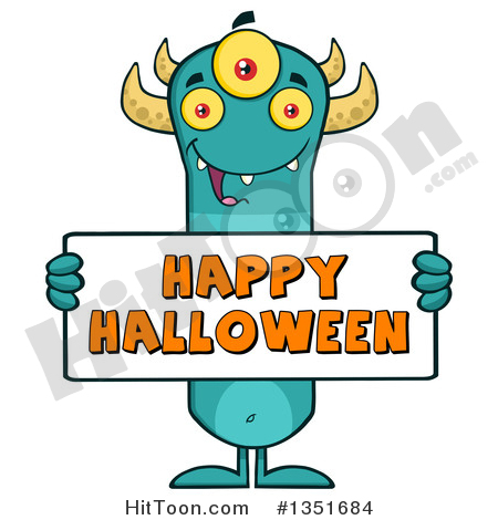 450x470 Monster Clipart