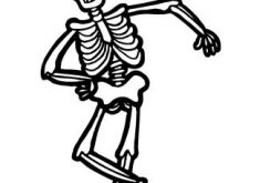235x165 Pretentious Design Skeleton Clipart Clip Art Free Panda Images