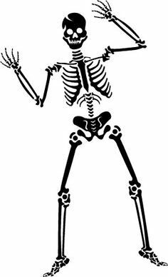 236x388 Skeletons How To Draw A Skeleton, Step By Step, Halloween