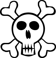 213x223 Free Halloween Decorations Clipart