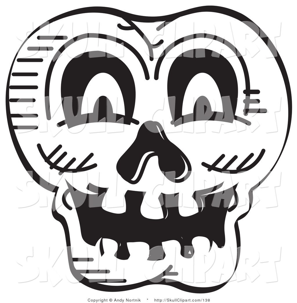 1024x1044 Halloween ~ Vector Clip Art Of Black And White Scary Halloween