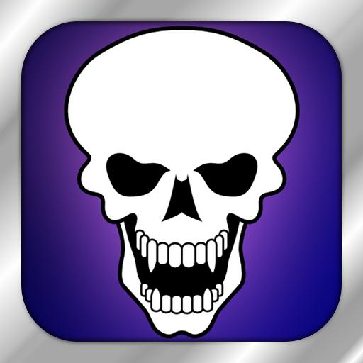 512x512 Images Of Halloween Skulls