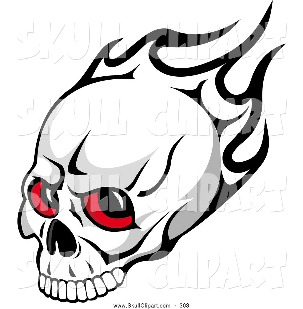 1024x1044 Skull Clipart