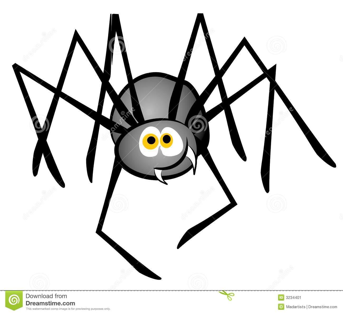 1300x1190 Cute Halloween Spider Clipart Clipart Panda