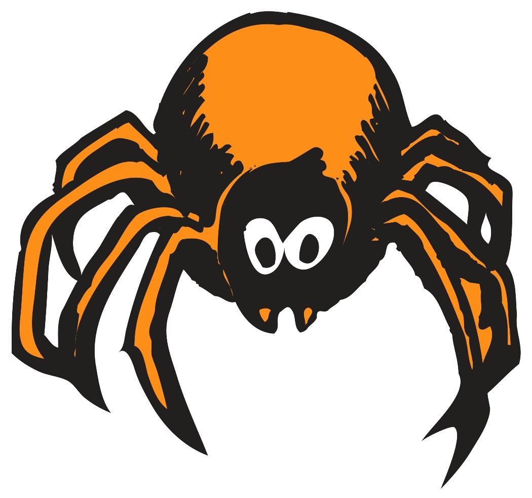 1050x983 Spider Halloween Clipart Best Clipart Best