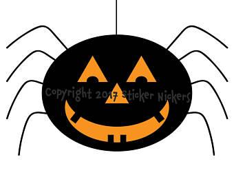 340x270 Spider Clip Art Etsy