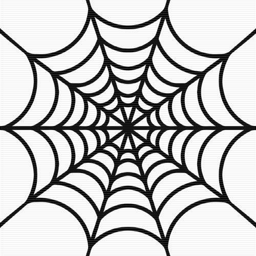 500x500 Cobweb Clip Art Halloween Clip Art Spider Webs