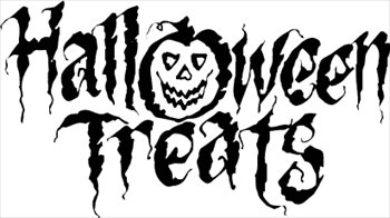 350x196 Free Halloween Treats Clipart