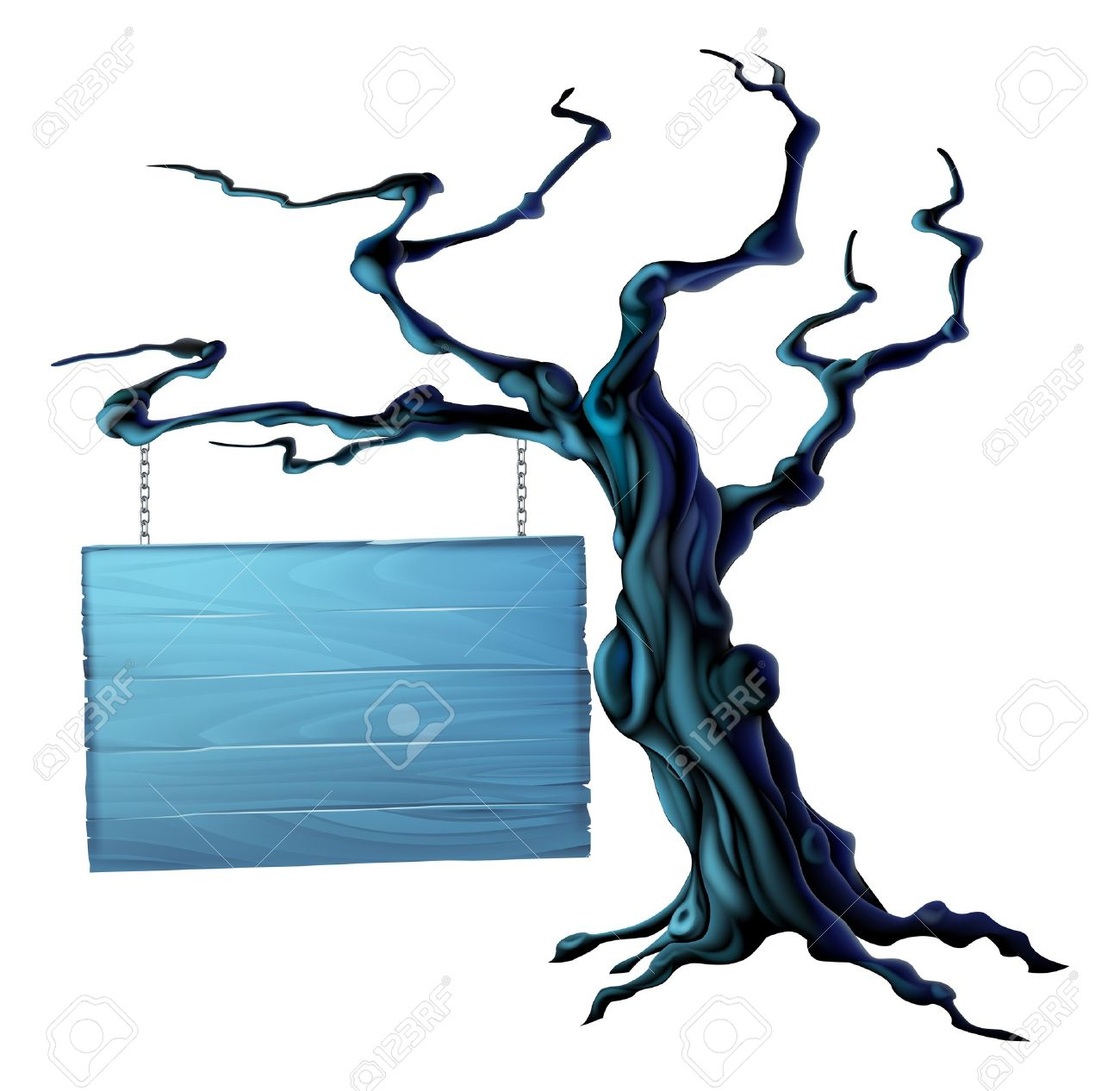 1300x1266 Crow clipart haunted tree