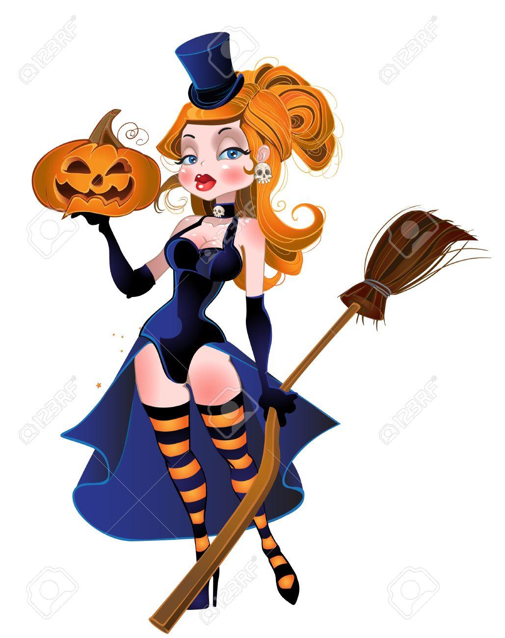 Halloween Vampire Clipart