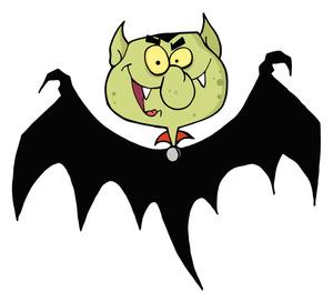 300x273 Dracula Clipart Image