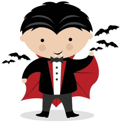 432x432 Dracula Clipart Halloween Decoration