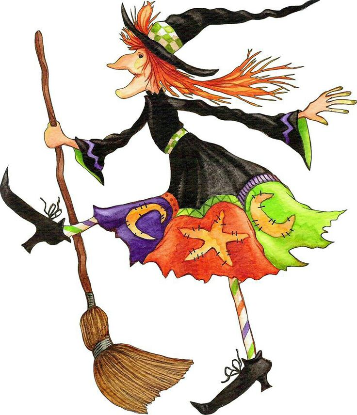 Halloween Witch Cliparts | Free download on ClipArtMag