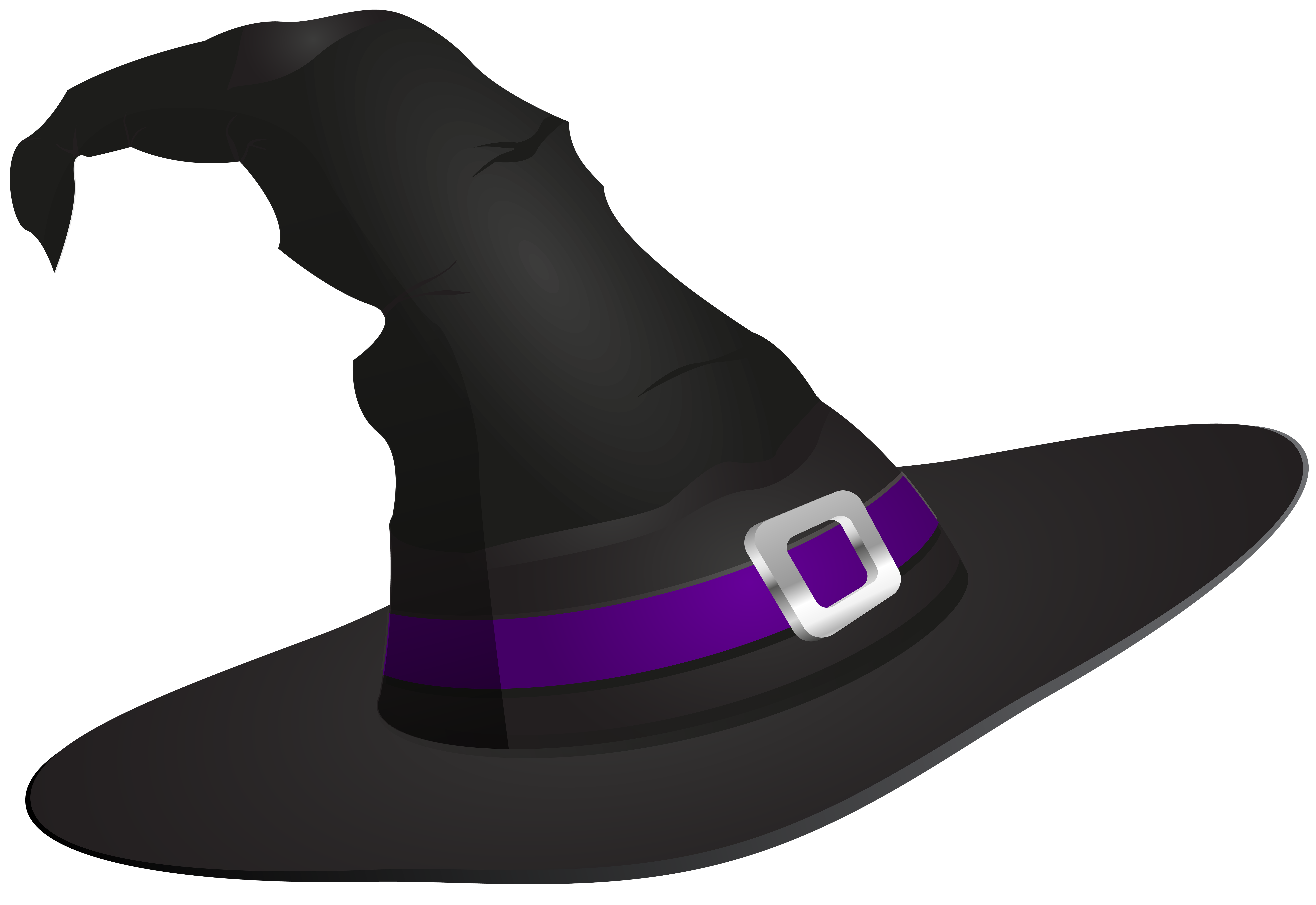 8000x5503 Witch Hat Png Transparent Clip Art Imageu200b Gallery Yopriceville