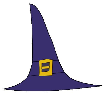 442x394 Halloween Pippi's Clipart