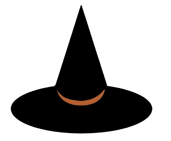 600x495 Graphics For Cartoon Halloween Witch Hat Graphics Www