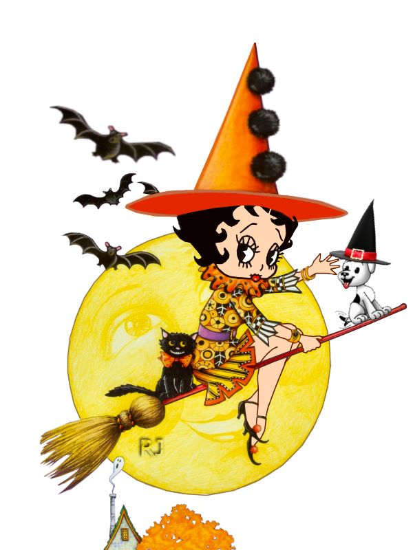 Halloween Witch Picture