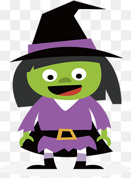 260x352 Halloween Witch, Halloween, Witch, Moon Png Image For Free Download