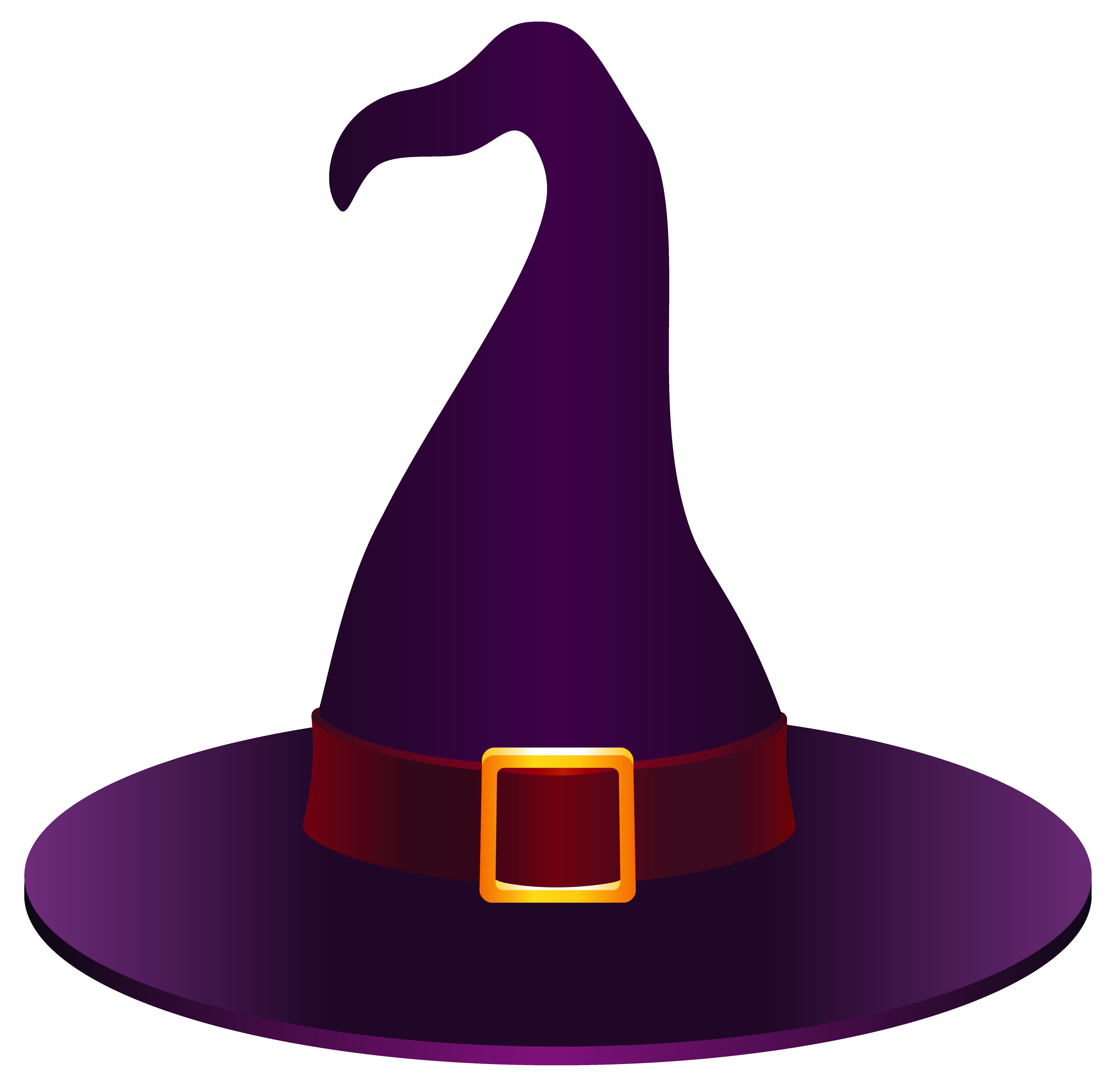 6324x6212 Witch Hat Clip Art