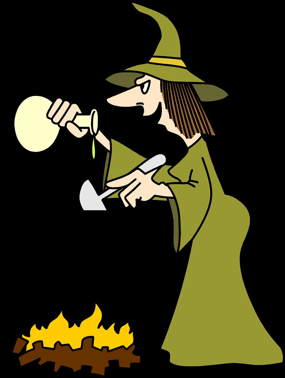 958x1269 Witches Cauldron Clipart