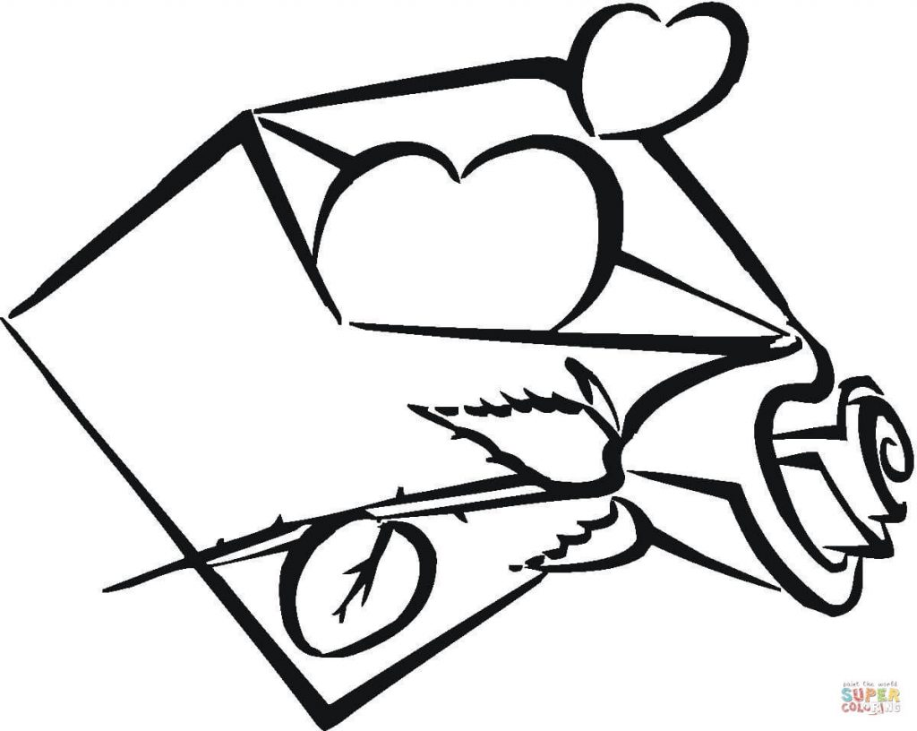 1024x816 Adult Hearts With Wings Coloring Pages. Hearts With Wings