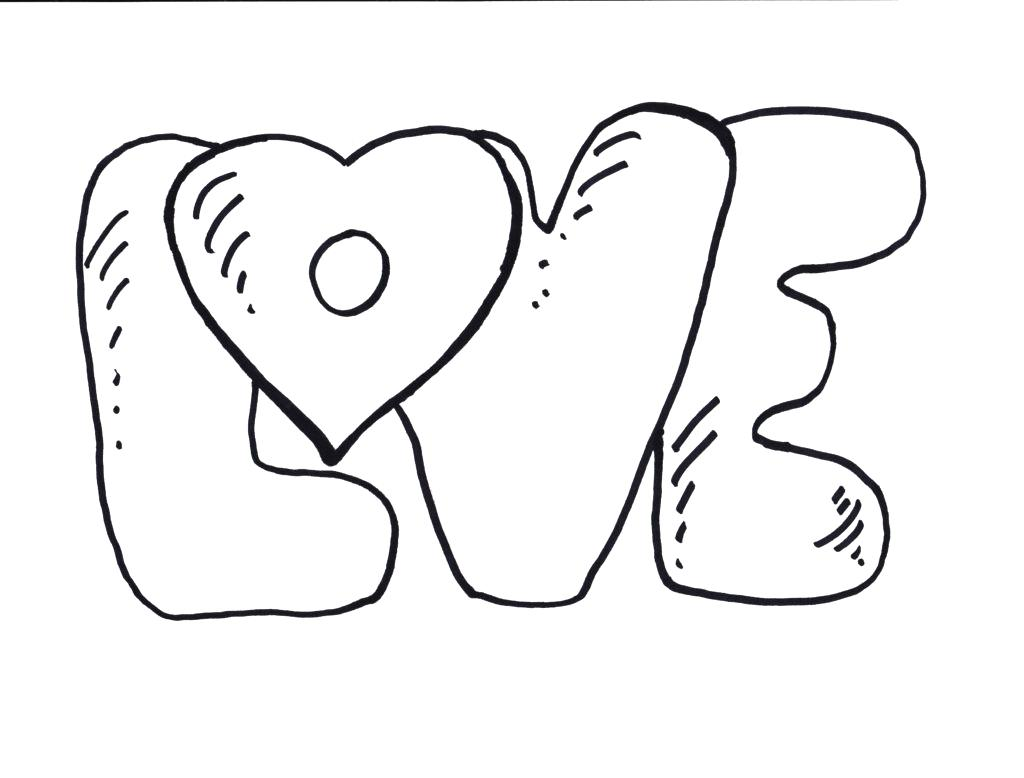 1024x778 Articles With Hearts With Wings And Halo Coloring Pages Tag