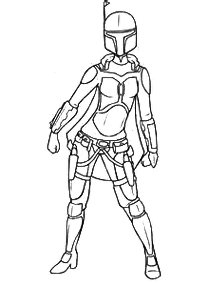 750x1000 Mandalorian Coloring Pages. Free Printable Mandalorian Coloring Pages.