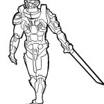 150x150 Halo Coloring Pages Coloring Pages For Kids