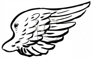 300x194 Halo Clipart Free Wing
