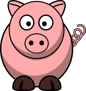 285x300 Ham Clipart Pork