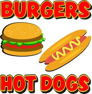 295x300 Hot Dog Clipart Concession
