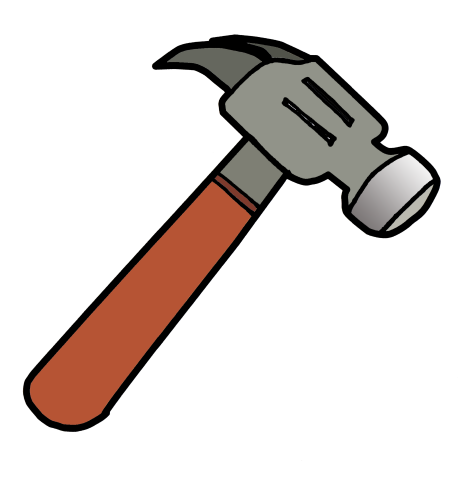 463x480 Hammer Clip Art Images Illustrations Photos