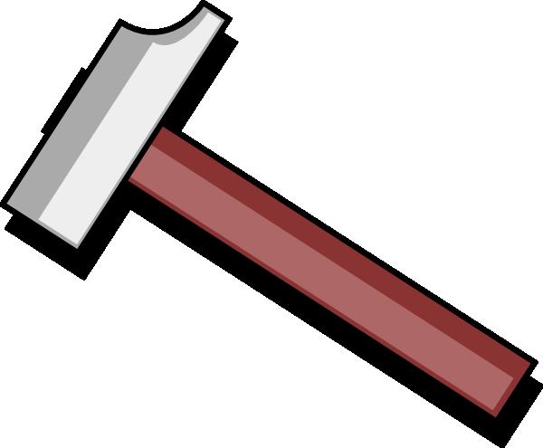 600x495 Hammer Clip Art