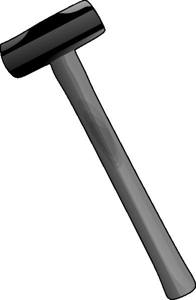 390x597 Blacksmith Clipart Hammer