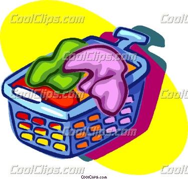 375x356 Laundry Hamper Clipart Cliparts