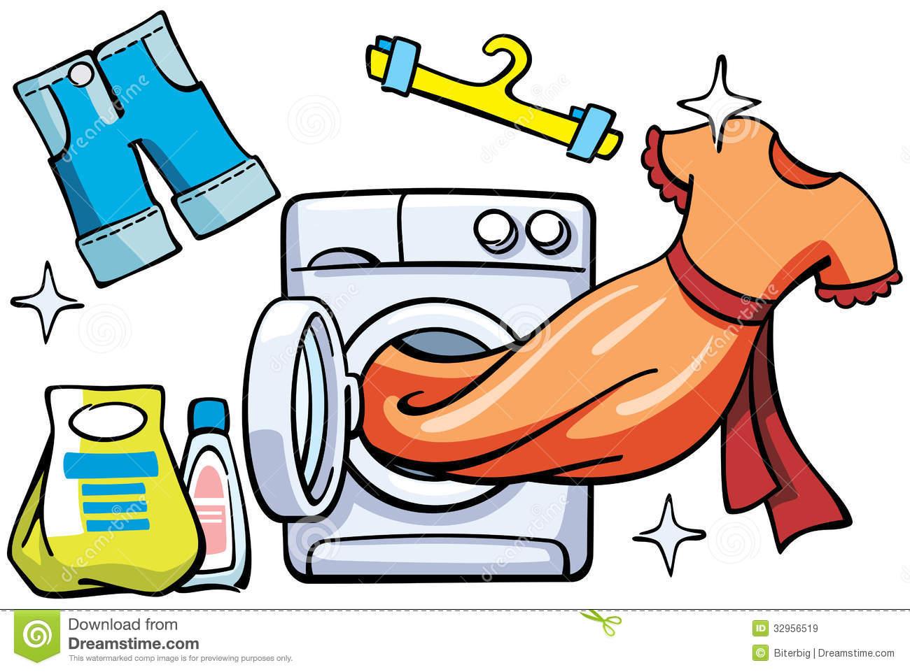 1300x961 Clip Art Clean Laundry Clipart