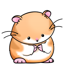 220x220 Dwarf Hamster Clipart Dwarf, Clip Art And Kawaii