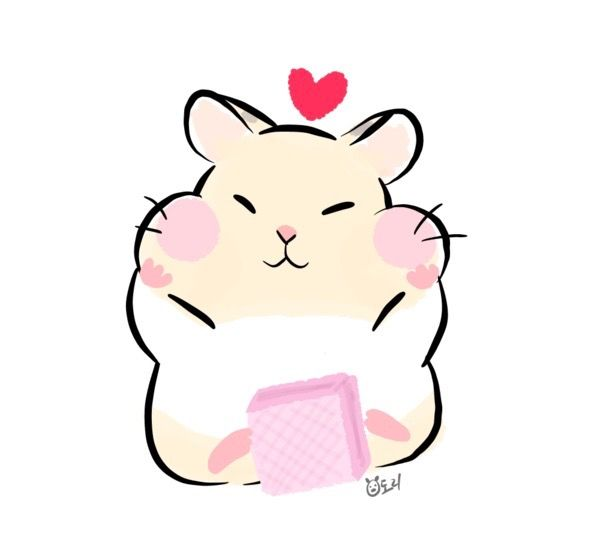 Hamster Clipart Free