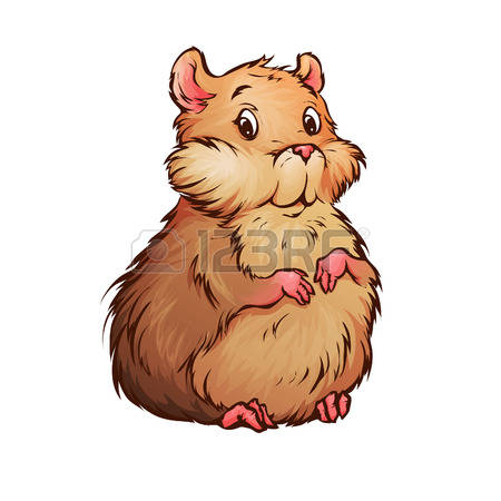 450x450 Rodent Clipart Hamster