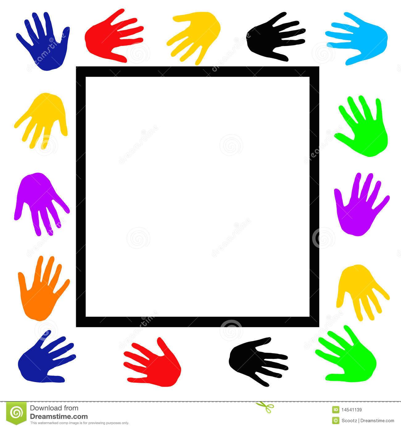 1300x1390 Hands Border Clip Art For Free 101 Clip Art