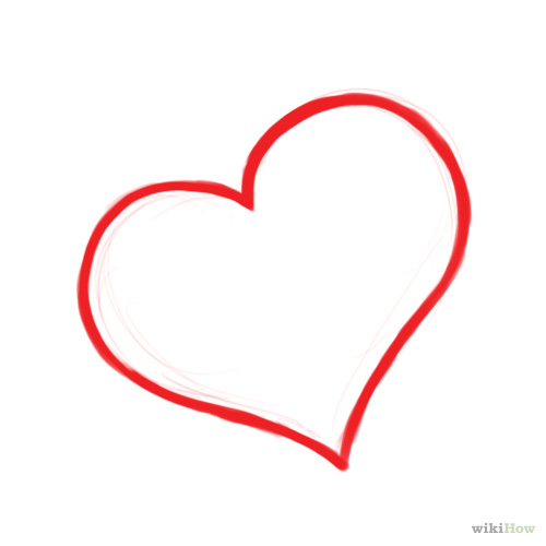 Hand Drawn Heart Clipart Free Download Best Hand Drawn Heart