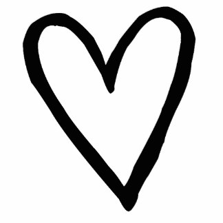 324x324 Heart Clipart Hand Drawn