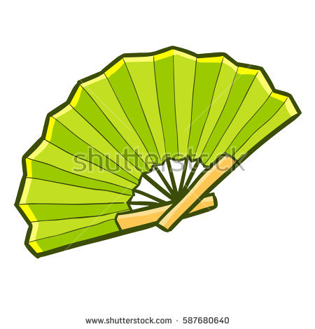 450x470 Fan Clipart Cute