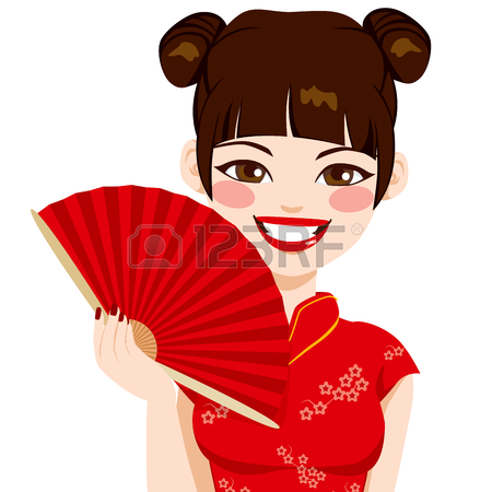 450x450 3,277 Chinese Fan Stock Illustrations, Cliparts And Royalty Free